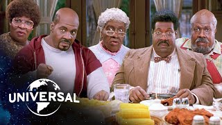 The Nutty Professor | Eddie Murphy Plays the Whole Klump Family