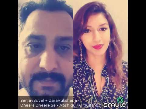 Dheere Dheere se Meri Zindgi #Aashiqui#