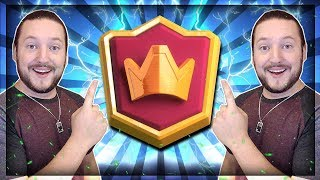 CHAMPION LEAGUE  PUSH w/ BEST LADDER DECK!! EASY TROPHY PUSHING!! Clash Royale Live Pushing