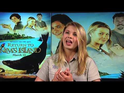 Bindi Irwin Interview