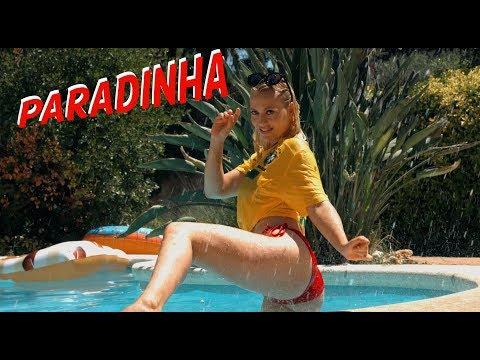Bailo la Paradinha de Anitta a mi rollo 🙈🙈😋 Daniela Blume