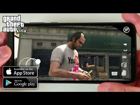 GTA V MOBILE – New Apk  Download – War Gaming