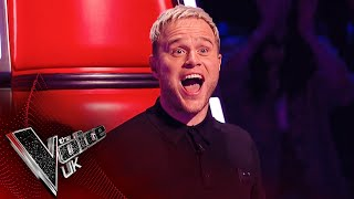 Ollys Murs Funniest Moments! | The Voice UK 2020 YouTube Videos