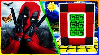 playing deadpool with ryan reynolds