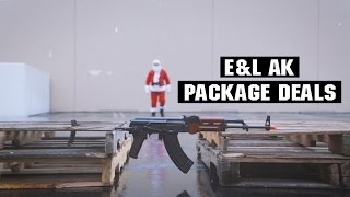 Santa's Serious About AK's | E&L AK Packages Under $200! | AIRSOFTGI.COM