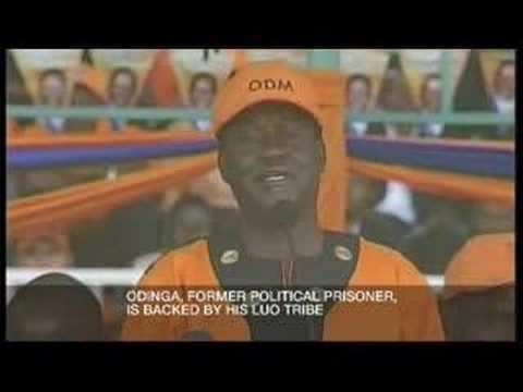 Inside Story - Kenya's election - 26 Dec 07 - Pt 1