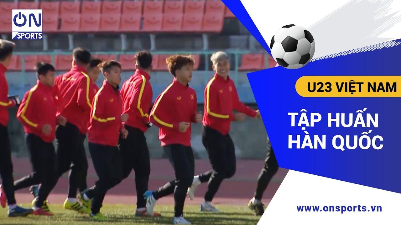 Bản tin thể thao 19/12 – On Sports: U23 Việt Nam tích cực tập luyện sau trận đấu tập đầu tiên