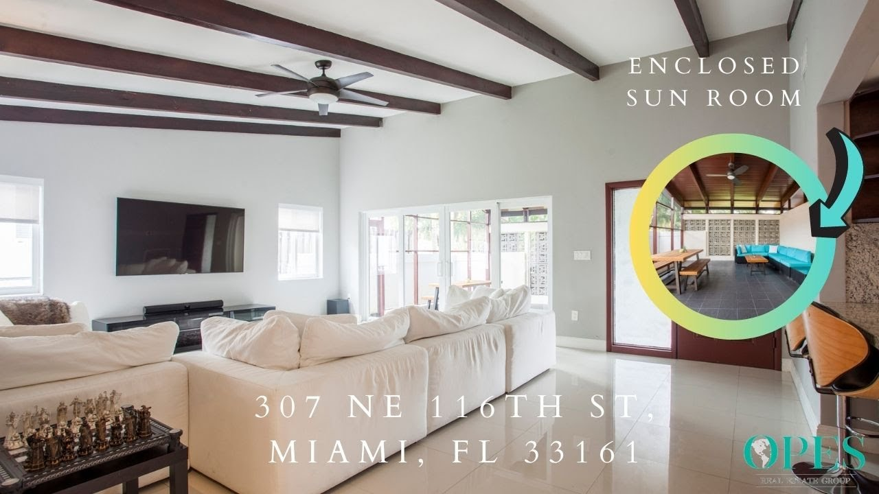 Upgraded Home For Sale In Miami