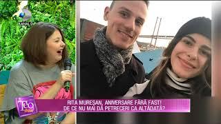 Teo Show 23.11.2018 - Rita Muresan, Aniversare In Liniste! De Ce Nu Mai Petrece? Partea 2