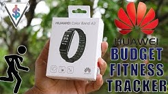 Affordable Fitness Tracker Unboxing - Huawei Colour Band A2 🇱🇰