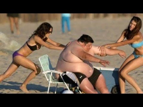 Overweight Man Loses Weight from Sexy Woman Funny Story | Jokes