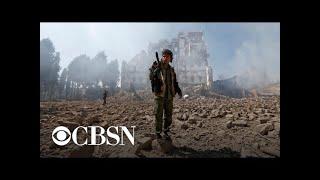 Jeff Flake weighs in on Trump's Yemen war veto