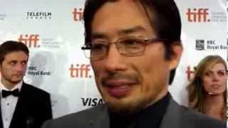 Hiroyuki Sanada at TIFF 2013: What made The Railway Man special for him