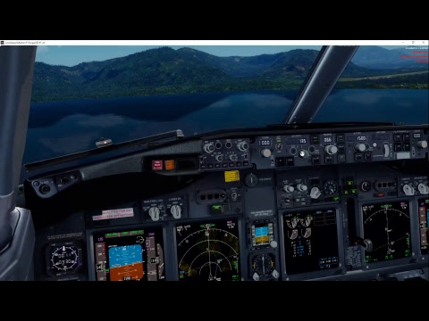 P3D V4: Alaska Airlines Milk Run 7 Legs from Anchorage to Seattle HD