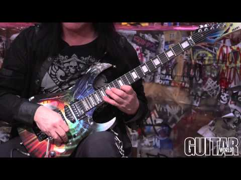 Michael Angelo Batio - Sweep Picking 101