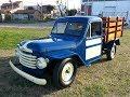 RASTROJERO NAFTERO 1953 SUBITE Y MANEJALO se trata del camión liviano del Club IAME