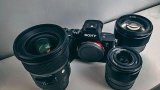 ZNALAZŁEM IDEALNY OBIEKTYW NA GIMBAL (Sony A7iii, A7ii, A7, A7Sii, A7Rii, A7Riii)