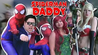 Spider-Man VS Psy DADDY | Parody Cosplay Music Video