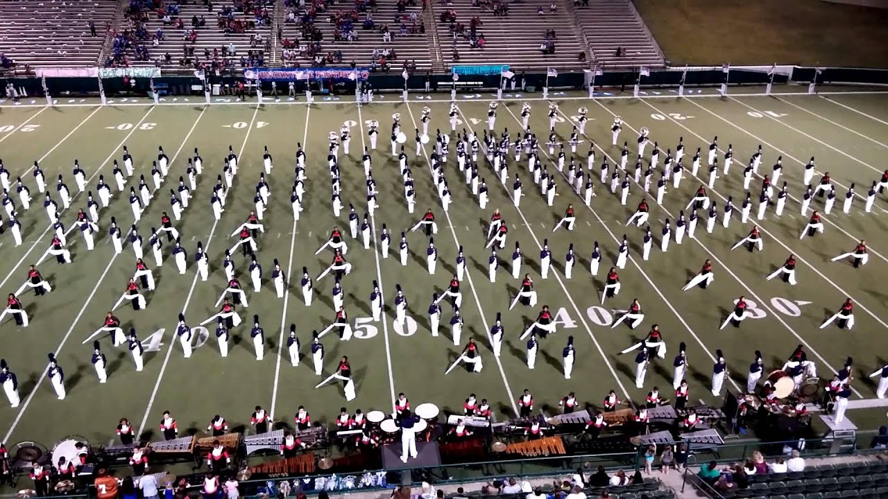 """Duncanville Band 10/12/13 Performance """"Indivisible""""!"""