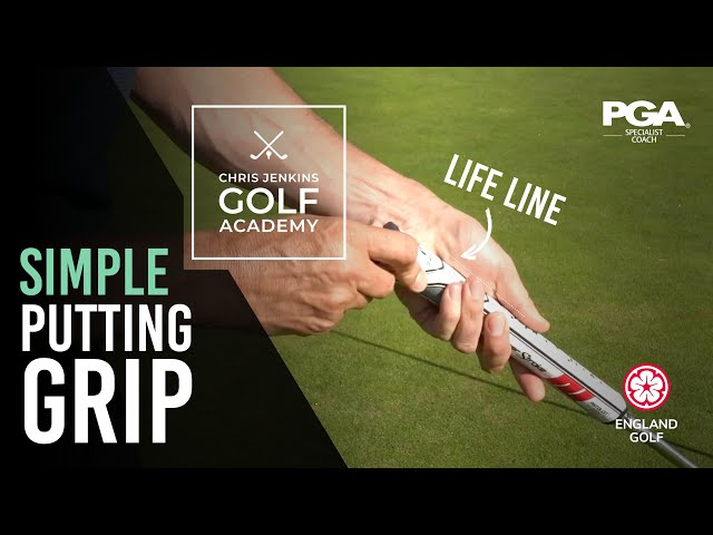 Simple and Easy Putting Techniques  - BY ENGLANDS PGA PRO