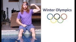 Winter Olympics - Ultra Spiritual Life episode 95