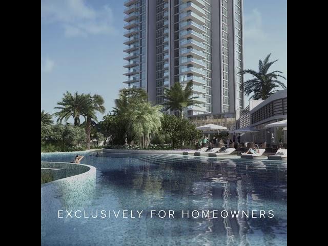 Infinity Pool -  Banyan Tree Residences Dubai