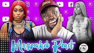 Fantana Girls Hate on Girls. Banger or Not? Magraheb Reacts!