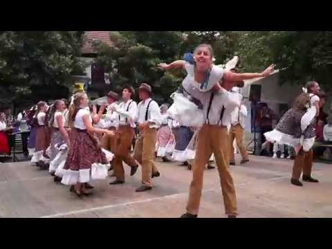 Traditional Square Dance  USA  - I. R. M. E. ( Idaho )