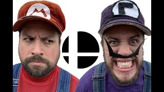 The REAL reason Waluigi isn't in Super Smash Bros Ultimate [Smash Bros. Parody]