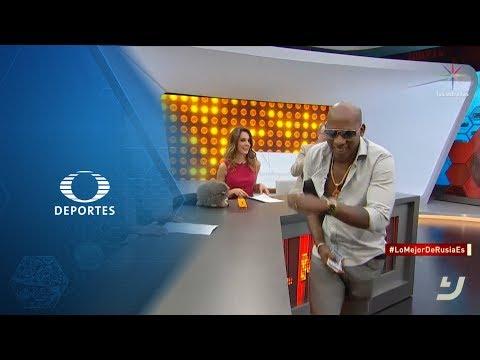 El chupón mágico del Mago Joel | La Jugada del Mundial | Televisa Deportes