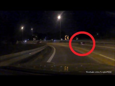 Bike Crash On LDP Highway E11