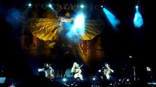 Apocalyptica - Nothing Else Matters (Sport Colombia - Paraguay 17.01.2012)