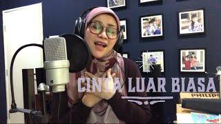 Gambar cover Cinta Luar Biasa | Cover by Akma Abdullah