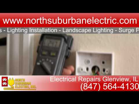 Electrical Repairs Glenview, IL