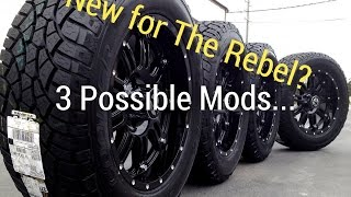 3 ram rebel mods which to choose
