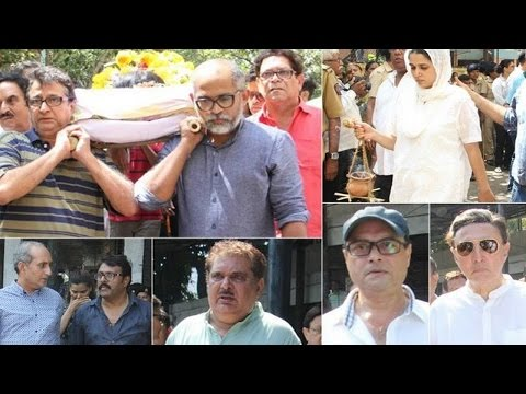 Thumbnail: Reema Lagoo FUNERAL Full VIDEO