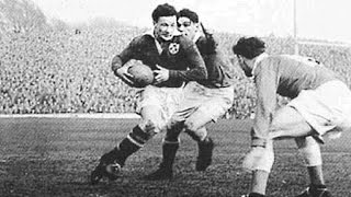 jack kyle the 1948 irish rugby grand slam