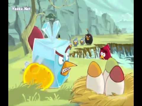 Angry Birds la pelicula completa.