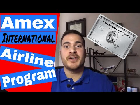 Amex International Airline Program Review (2019)