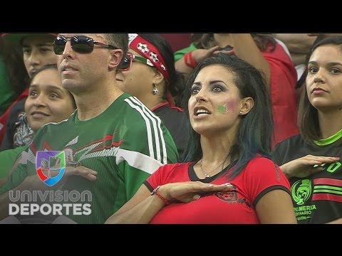 Así sonó el himno nacional de México en el NRG Stadium