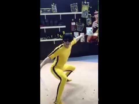Bruce Lee lives
