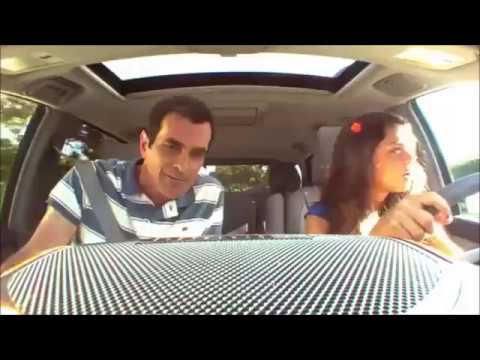 Modern Family - Haley Driving