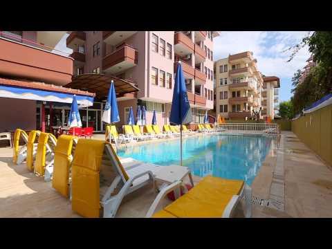 Maren Apart Hotel - Alanya, Turkiet