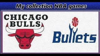 НБА 1996. Регулярка. Bulls vs. Bullets