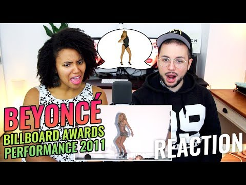 Beyoncé Billboard Awards Performance 2011  REACTION