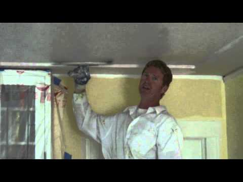 How To Ly An Interior Plaster Finish A Ceiling Steel Troweling