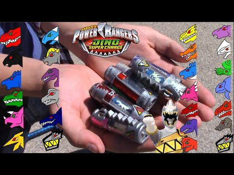 Power Rangers Dino Super Charge Dino Charge Ultrazord