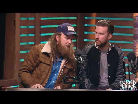 "Brothers Osborne Talk About The Recording Process For New Album ""Port Saint Joe"" - Ty, Kelly & Chuck"