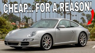 I Bought The CHEAPEST Porsche 911 In The USA! (Huge Problems!!)