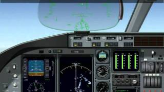 Tutorial X-Plane 7 Flight Simulator B747 [Sevilla - Palma de Mallorca]